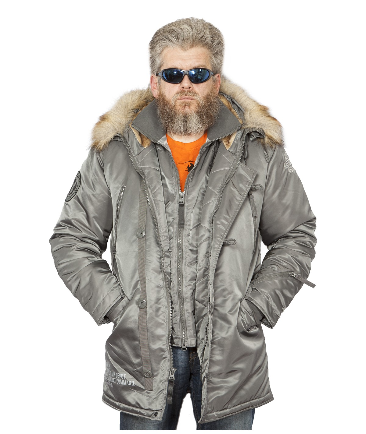 Парка Arctic Fleece Gun...